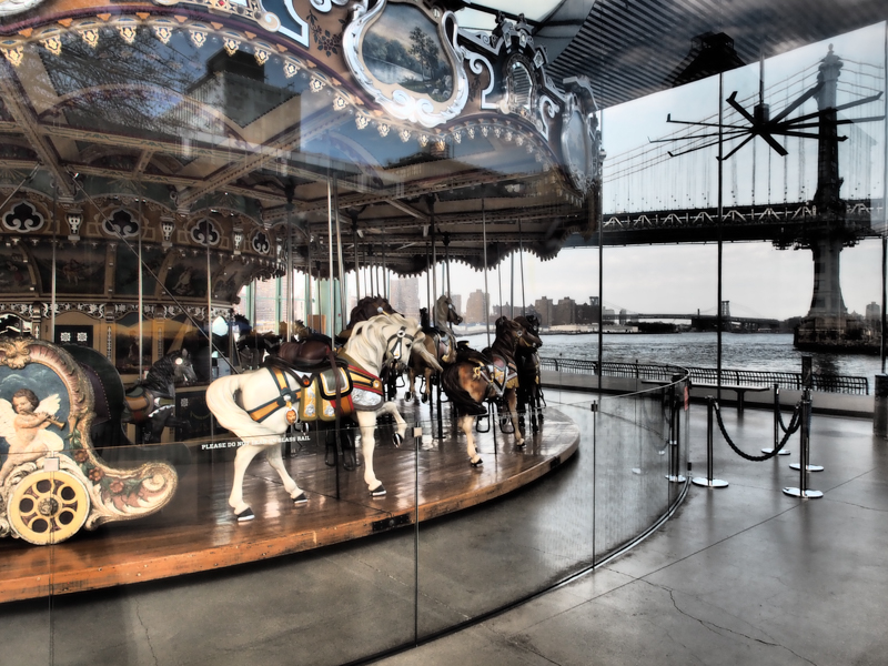 Jane's Carousel Brooklyn Bridge Park