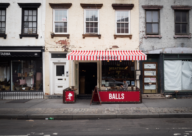 The Meatball Shop Greenwich Village