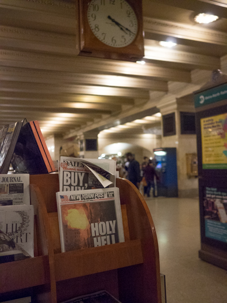 Grand Central New York Post