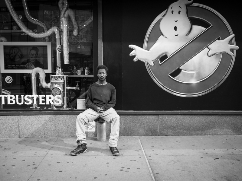 New York City ghost busters, Megan Crandlemire Photography