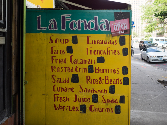 la fonda east village new york, Megan Crandlemire Photography