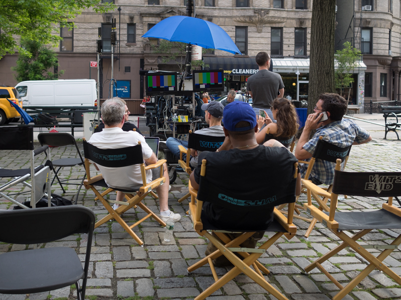 east village movie set, Megan Crandlemire Photography