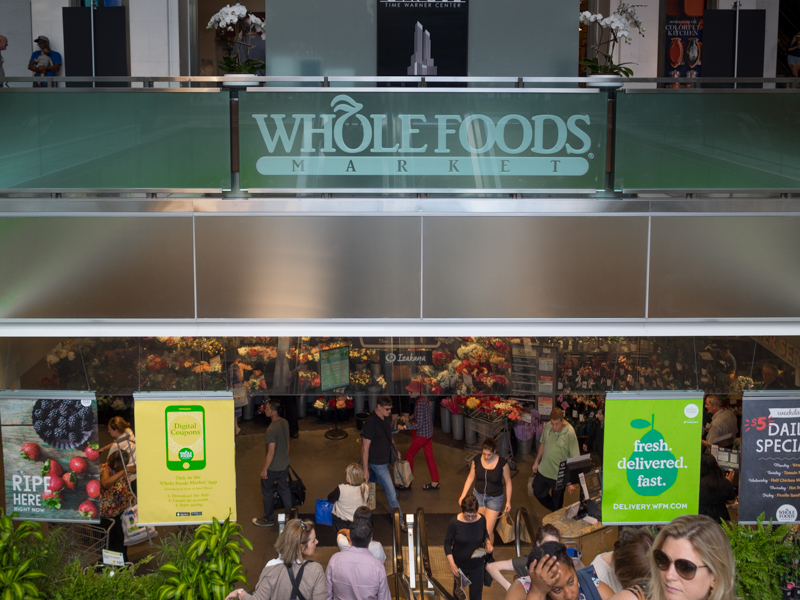 whole foods columbus circle new york, Megan Crandlemire Photography