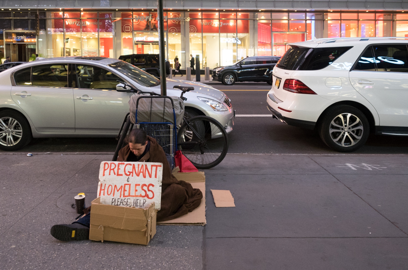 pregnant & homeless new york, Megan Crandlemire Photography